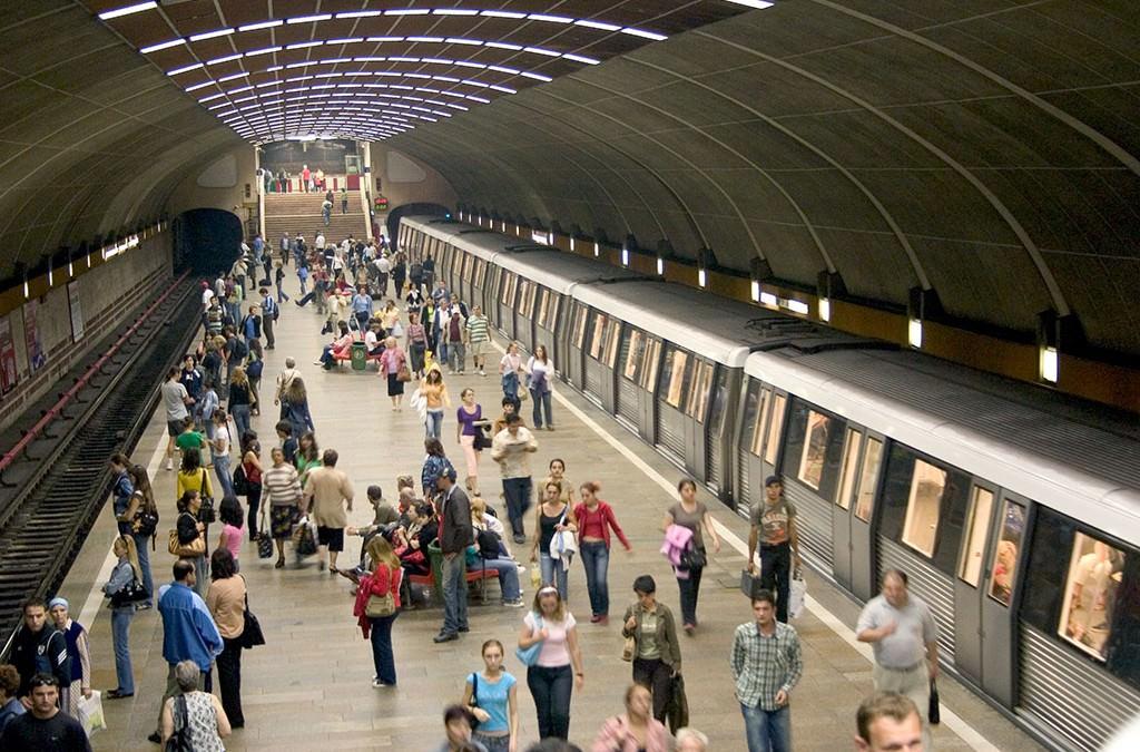 Bucharest for beginners – Metro